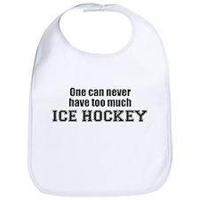 Never Too Much ICE HOCKEY Bib