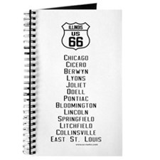 US Route 66 - Illinois - old cities.png Journal