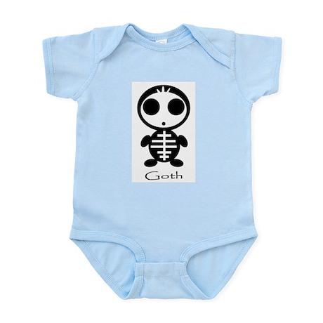 GOTH Infant Creeper