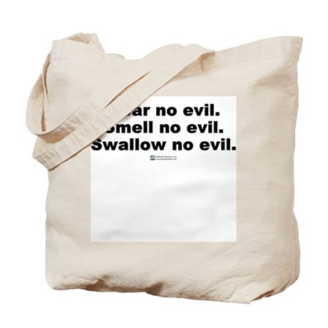 Ear, Nose and Throat Advice - Tote Bag