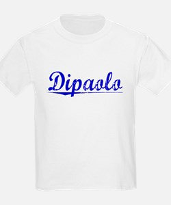 Dipaolo, Blue, Aged T-Shirt
