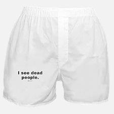 Medical Examiner Mantra -  Boxer Shorts