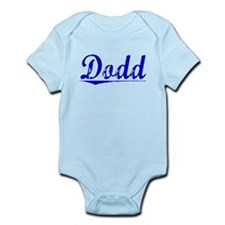 Dodd, Blue, Aged Infant Bodysuit