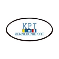 Kennebunkport ME - Varsity Design. Patches