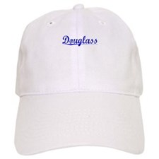 Douglass, Blue, Aged Baseball Cap