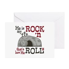 1 Cor 15:3-4 Greeting Cards (Pk of 20)