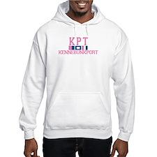 Kennebunkport ME - Varsity Design. Hoodie