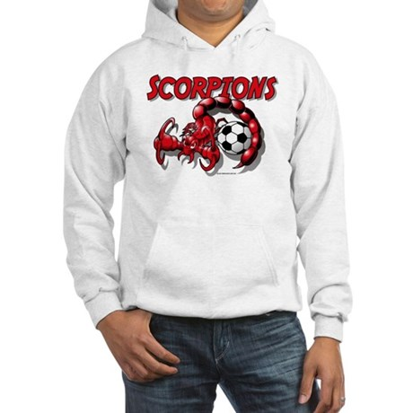 Scorpions Soccer Hooded Sweatshirt
