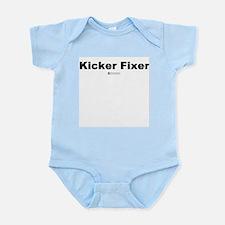 Kicker Fixer -  Infant Creeper
