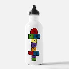 Hopscotch Water Bottle