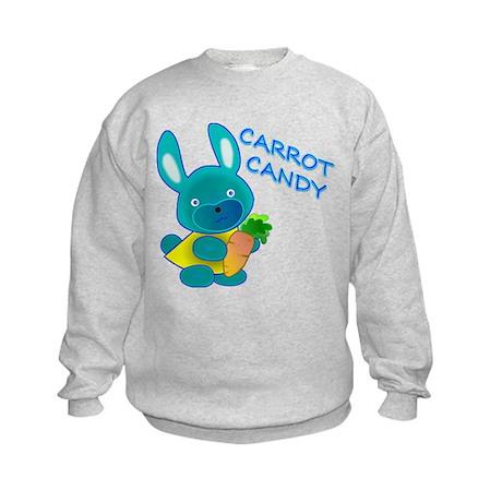 Carrot Candy Kids Sweatshirt
