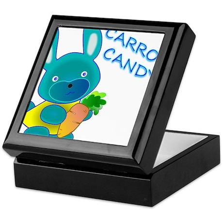 Carrot Candy Keepsake Box