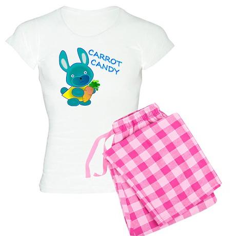 Carrot Candy Women's Light Pajamas