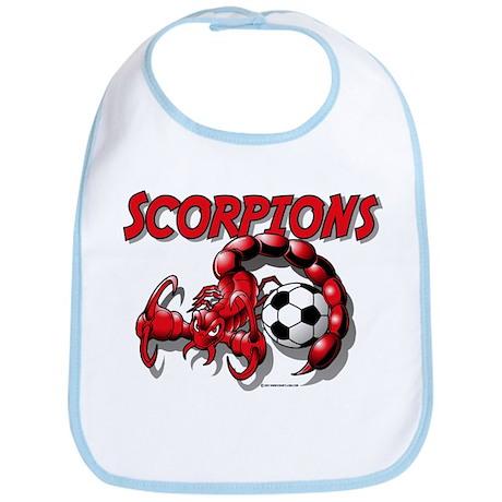 Scorpions Soccer Bib