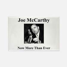 Joe McCarthy Now More Than Ever Rectangle Magnet (