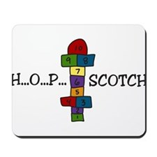 Hopscotch Mousepad