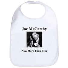 Joe McCarthy Now More Than Ever Bib