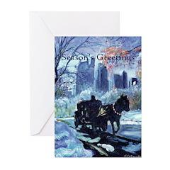 Season's Greetings Greeting Cards (Pk of 10)