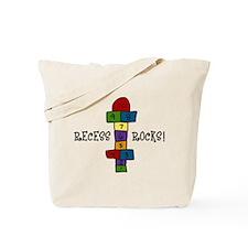 Recess Rocks Tote Bag