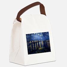 vincent van gogh Canvas Lunch Bag