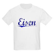 Eisen, Blue, Aged T-Shirt