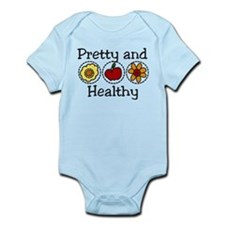 Pretty And Healthy Infant Bodysuit