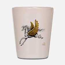 Pegasus Colt Shot Glass