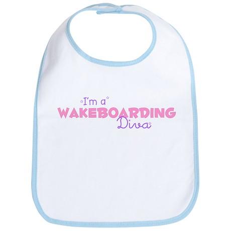 I'm a Wakeboarding diva Bib