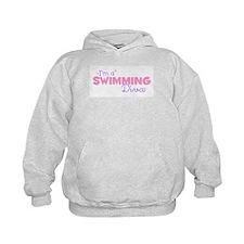 I'm a Swimming diva Hoody