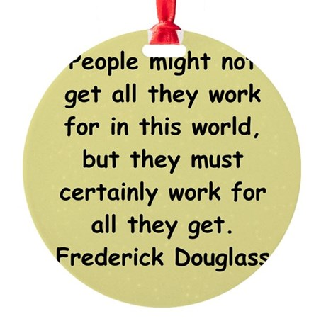 fred111.png Round Ornament