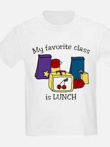My Favorite Class T-Shirt