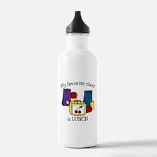 My Favorite Class Water Bottle