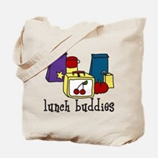 Lunch Buddies Tote Bag