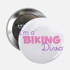 I'm a Biking diva Button