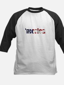 'merica Kids Baseball Jersey