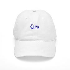 Espy, Blue, Aged Baseball Cap