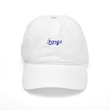 Fargo, Blue, Aged Baseball Cap