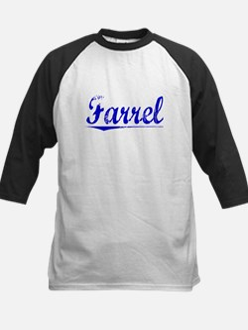 Farrel, Blue, Aged Tee