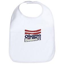 Obama 2012 Bib