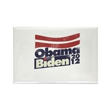 Obama 2012 Rectangle Magnet