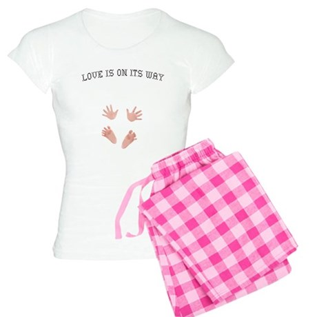 Love is on its Way 2 Women's Light Pajamas