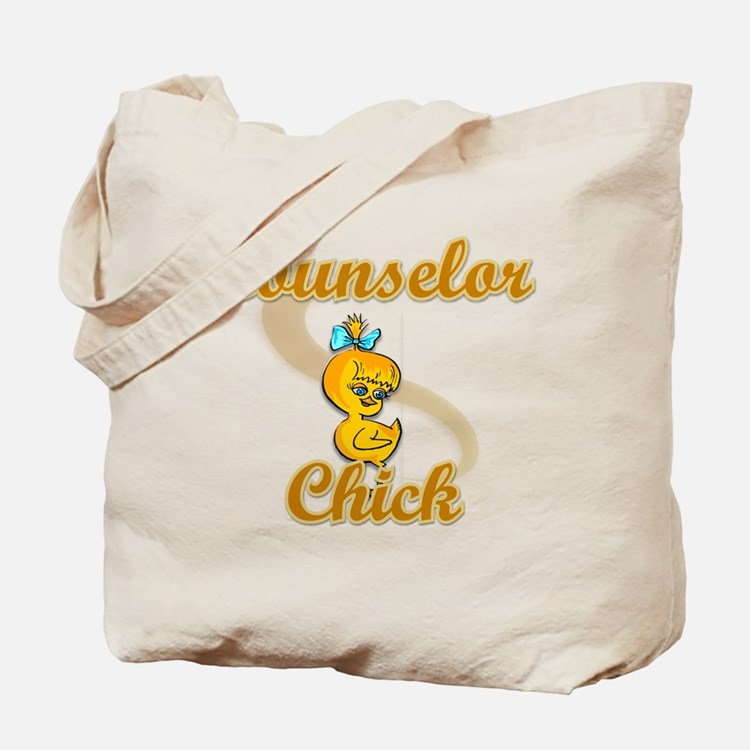Counselor Chick #2 Tote Bag