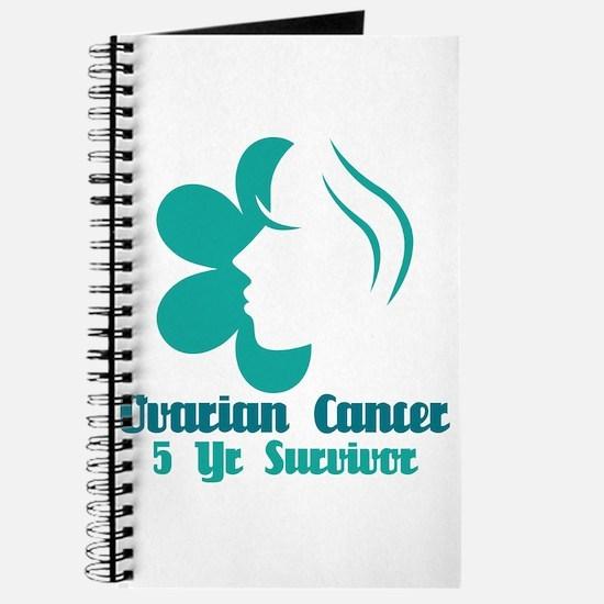 Ovarian Cancer 5 Year Survivor Journal