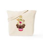Scrumptious Cupcake Tote Bag