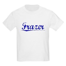 Frazer, Blue, Aged T-Shirt