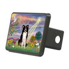 Cloud Angel /Border Collie Hitch Cover