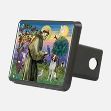 St Francis / American Brittan Hitch Cover