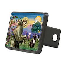 St Francis / Fr Bulldog (brin Hitch Cover