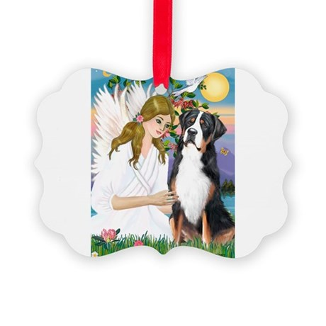 Angel Love / GSMD Picture Ornament