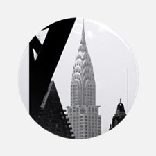 Chrysler No.png Ornament (Round)
